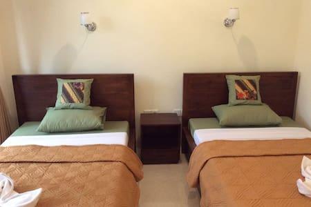 Bella House 8 Hanoman - Twin beds Fan - Ubud