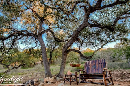 Private Luxury Casita - A in the TX Hill Country - Spring Branch