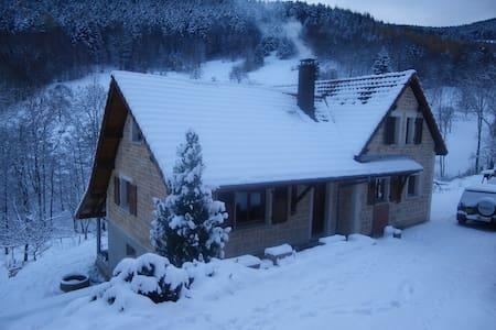FERME DU MOUTON NOIR - Lautenbach-Zell - Bed & Breakfast