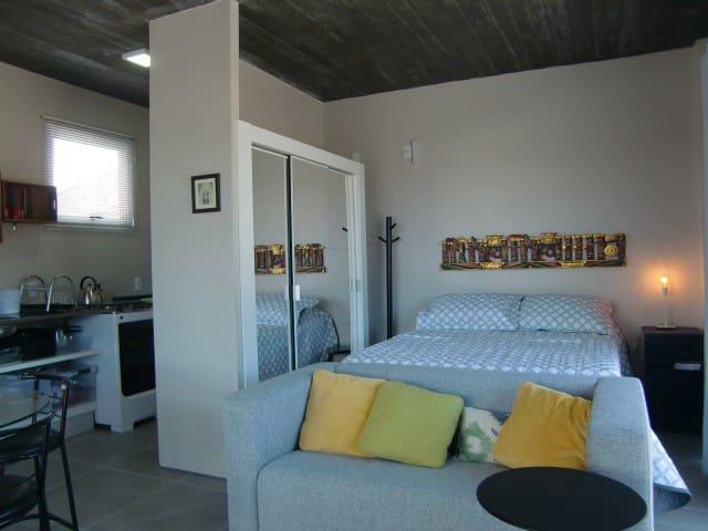 Apartamento 04 no centro de Garopaba