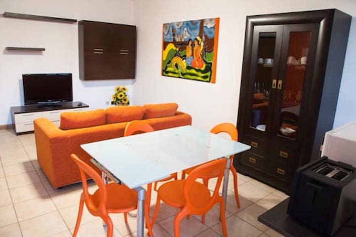 Appartamento sogni d'oro - Sweet dreams apartment - Cavalcaselle - Lejlighed