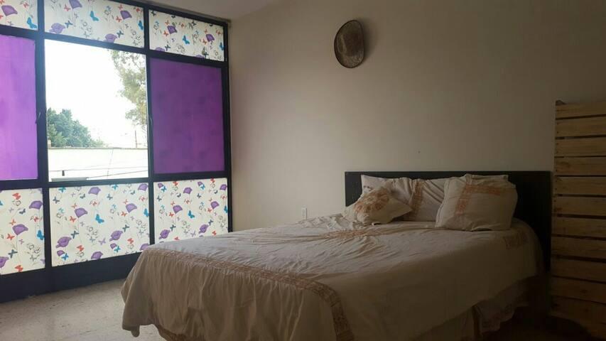 Habitación en barrio histórico - Aguascalientes - Lägenhet