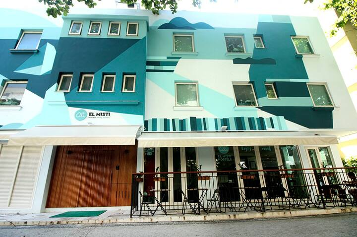 El Misti Hostel Ipanema-Cuarto Mixto 8 Camas suit