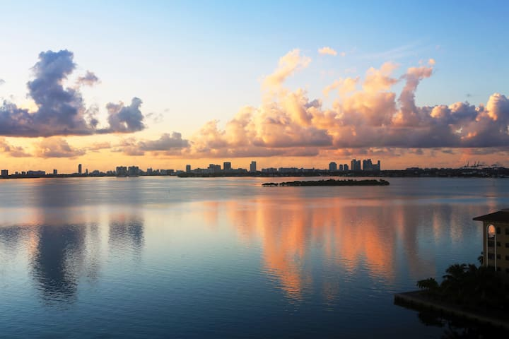 Amazing Views on Biscayne Bay - Miami - Apartamento