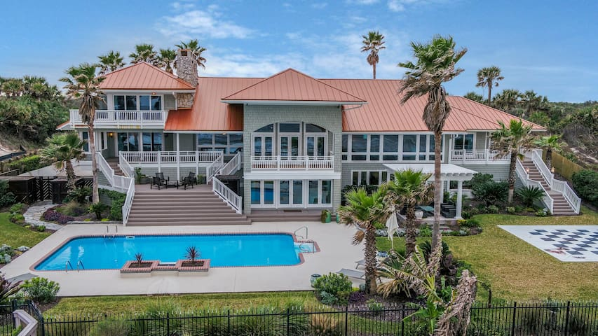 Sparrow Winds House: Relaxed Luxury on the Beach
