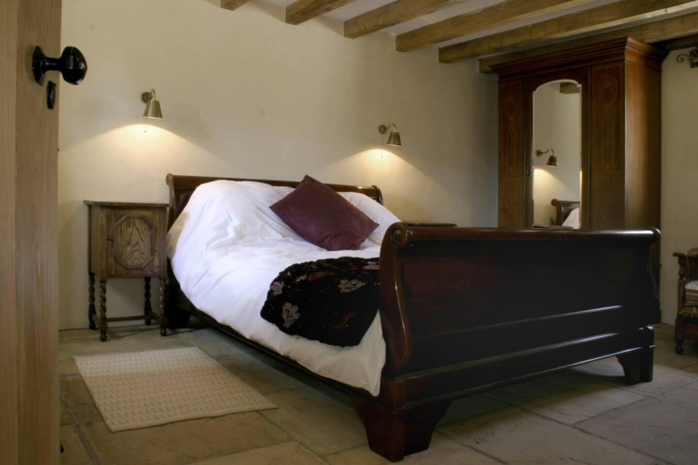 Clearvewe, eco luxury barn conversion