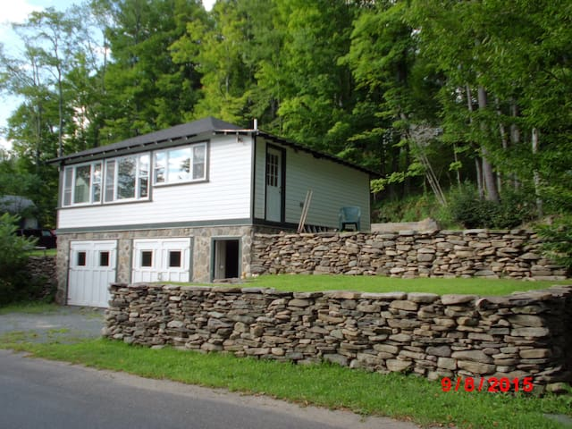 Lake house - Ellenville - Huis