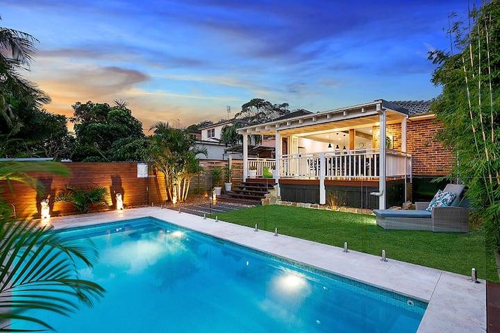 Claudare House - Beach Cottage