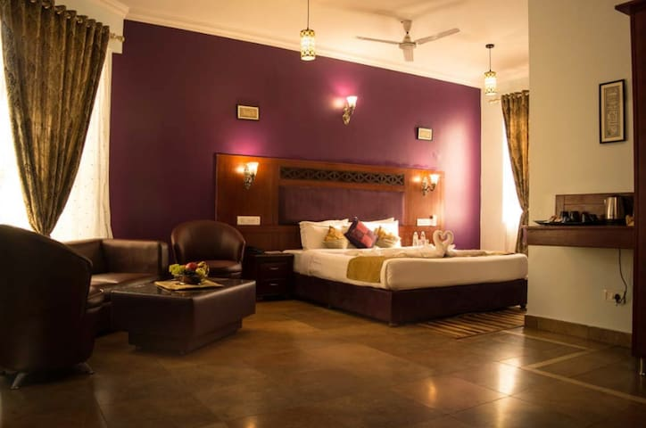 ANANYA GREENS - RESORT - MADIKERI