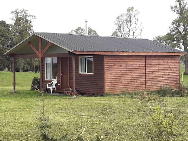 Cabaña de campo Frutillar