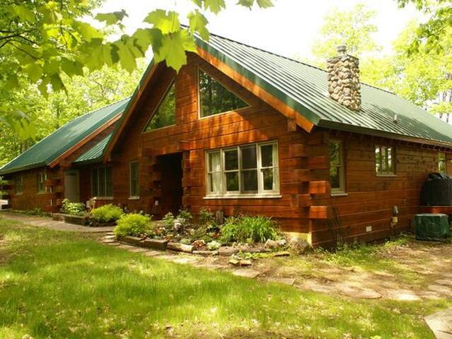 Spacious Cabin on Spider Lake in Iron River, WI - Iron River