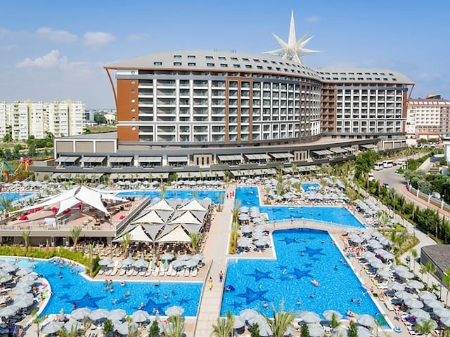 ROYAL SEGINUS SUPERIOR SEA VIEW-ALL INCLUSIVE