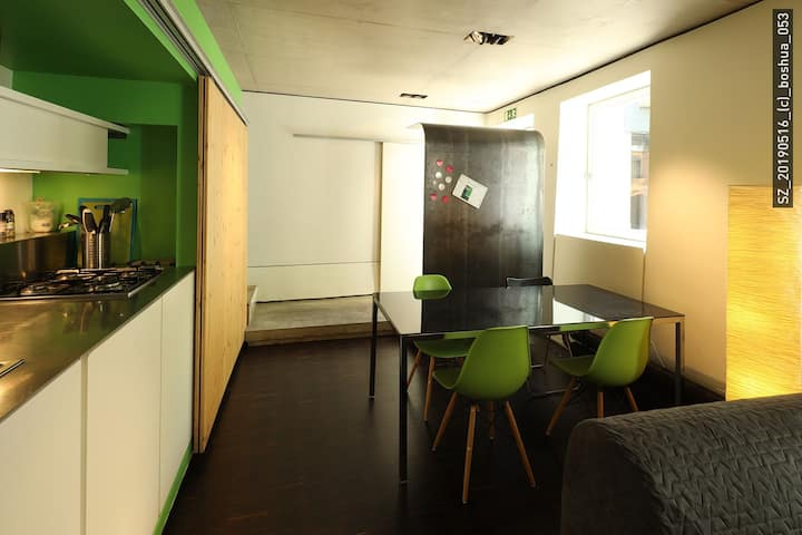 ART_is(t) House - a unique design experience