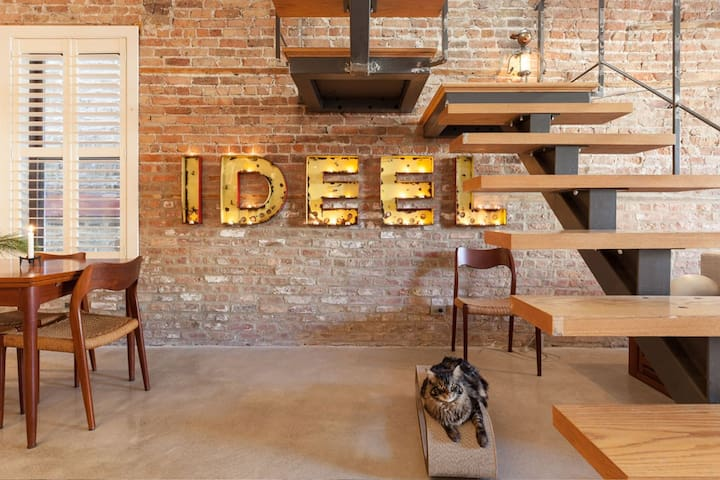 Welcome to your IDEEL stay in Chicago!