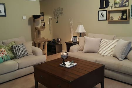 Cozy 1/1 apt with covered parking. - Houston - Apartemen