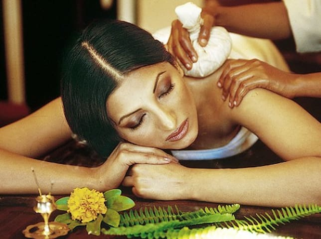 3 Night Health Package with All Meals & Treatments