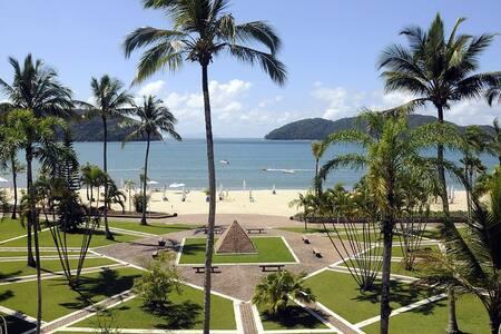 Excelente apartamento com vista para o mar - Caraguatatuba