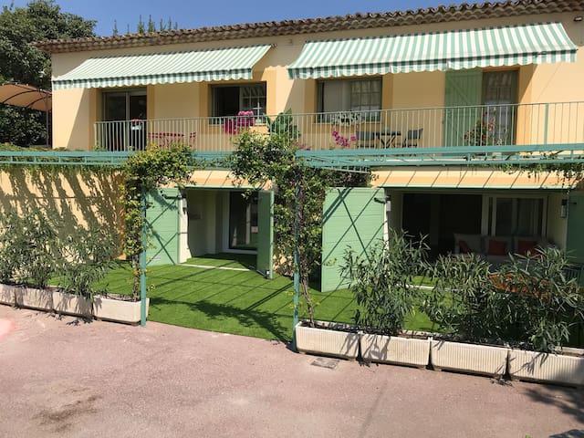 Loft-villa chemin des collines de Cannes