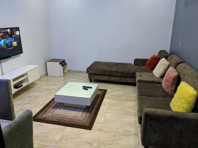 Pixel Homes; 1 Bedroom in Oniru, Victoria Island.