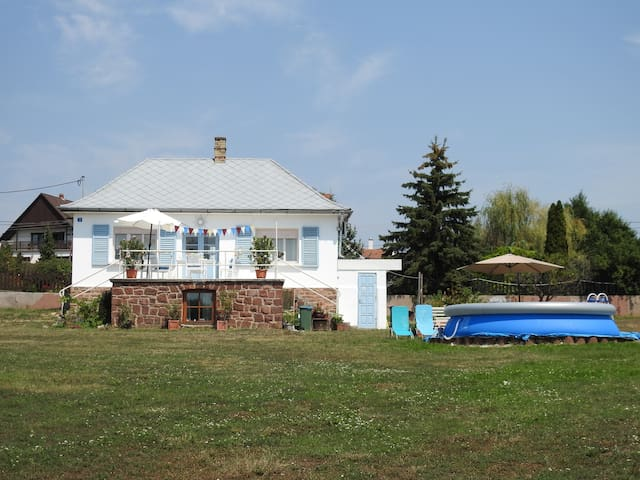Blue Beach House - Révfülöp - Dom