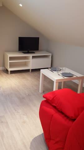 beau studio meublé - Ambérieu - Ambérieu-en-Bugey - Apartamento