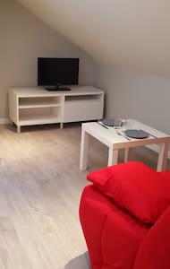 beau studio meublé - Ambérieu - Ambérieu-en-Bugey - Byt