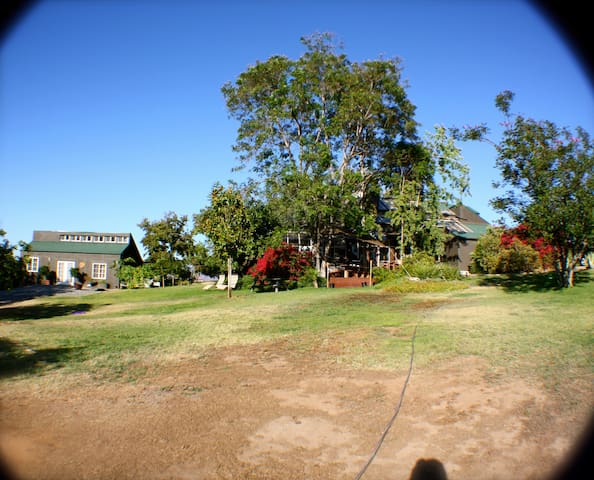 """Ver Lobos"" Private Cottage near San Diego & beach - Fallbrook - Huis"