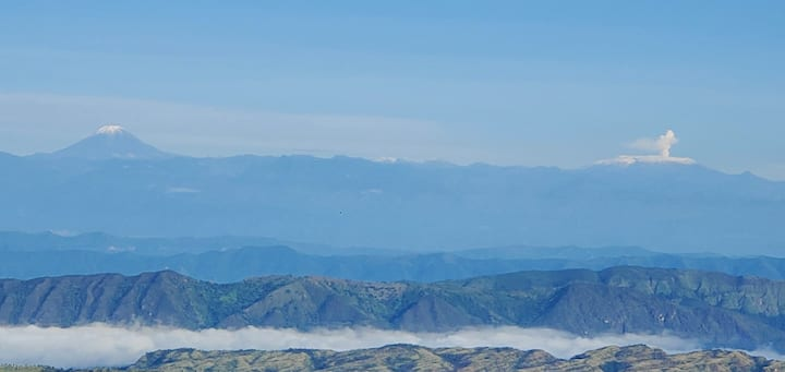 Finca Los Tres Nevados + Wifi