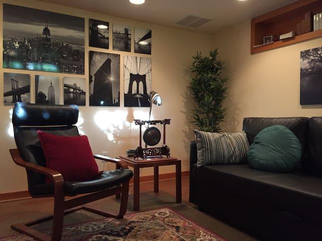 Close-In Comfort in SE Portland