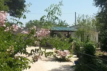 Casa in campagna a 15 km da Otranto - Morigino - House