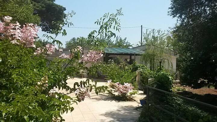 Casa in campagna a 15 km da Otranto