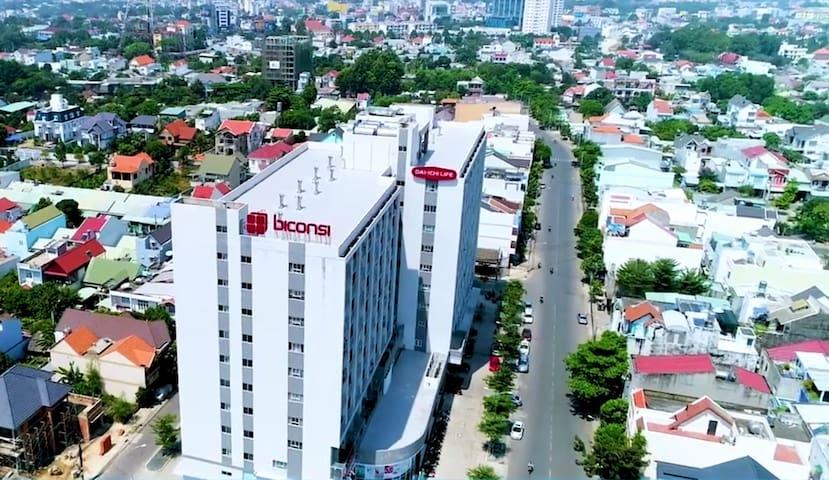 Cho thuê căn hộ chung cư Phú Hòa 1_Thủ Dầu Một