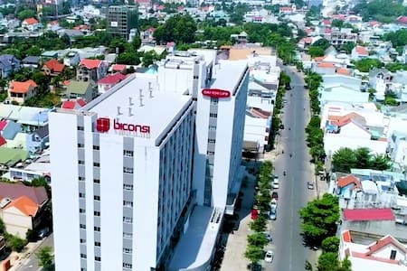 Cho thuê căn hộ chung cư Phú Hòa 1 ở Thủ Dầu Một