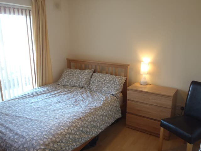 Double Room in a Spacious Flat - Dublin - Apartment