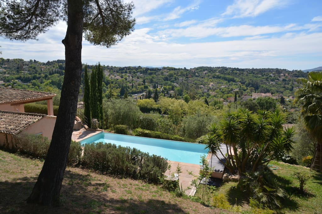 Villa In Nice France Rent One Day