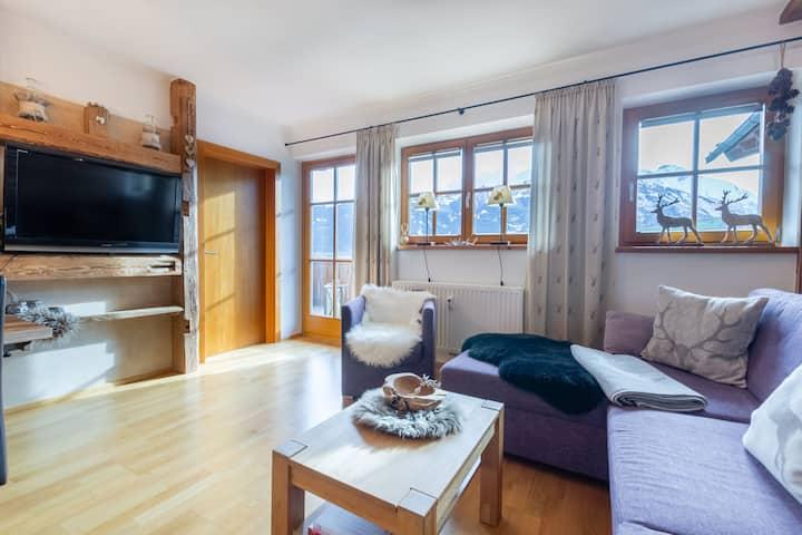 Spacious Apartment in Piesendorf near Ski Area