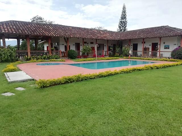 JÖST Hacienda Increíble en Quimbaya, Quindío 2