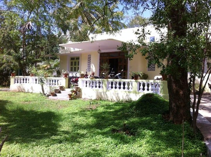 Shanti Nilayam (peaceful house)