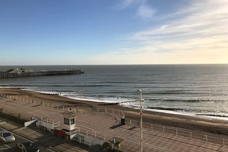 Seafront two bedroom apartment - Hastings - Lakás
