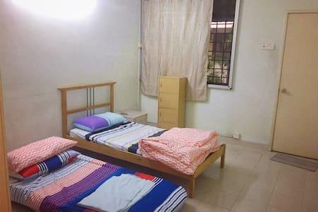 Strategically Located Affordable HomeStay in PJ/KL - Petaling Jaya - Rumah Tamu