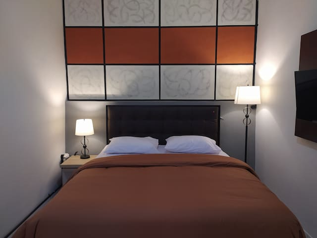 Deluxe Double Room Only without Breakfast