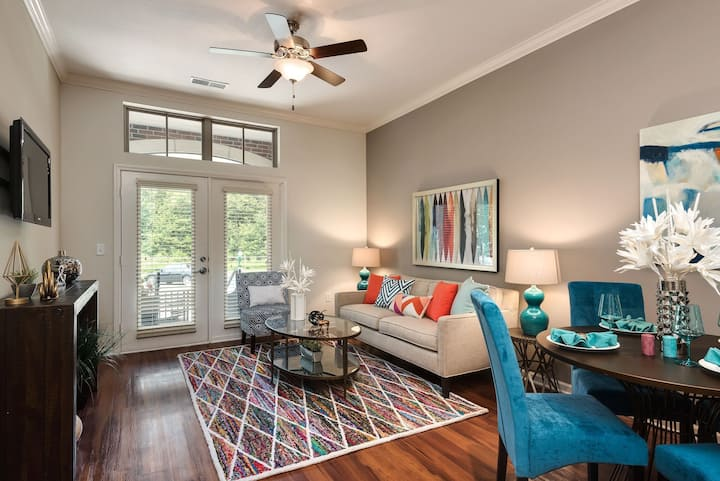 Cozy apartment for you | 2BR in Overland Park