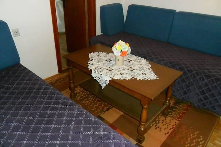 One bedroom apartment (pet friendly) Selce, Crikvenica (A-11133-a) - Selce - อพาร์ทเมนท์