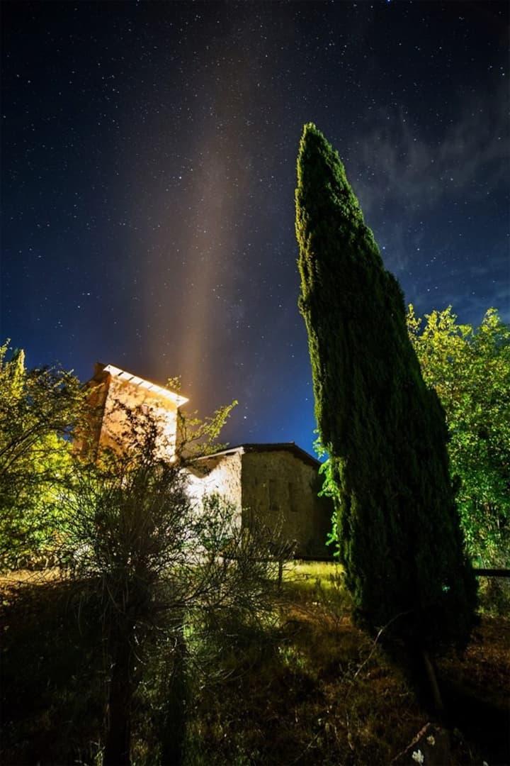 Agriturismo La Torre Rossa, tra storia e natura
