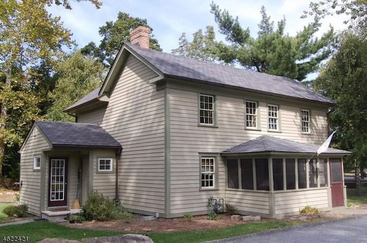 The 1840 Oxford Guest House - Oxford Township - Huis