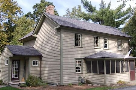 The 1840 Oxford Guest House - Oxford Township - Ház