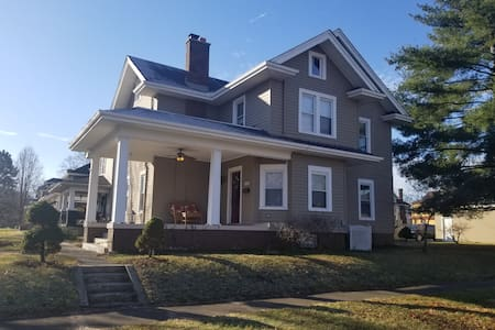 Beautifully Updated 100 Year Old 4 Bedroom Home