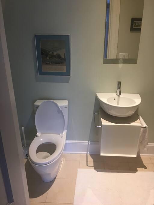 New Bathroom-Shower