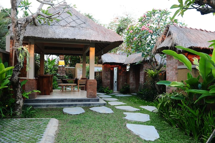 Cozy 1BR Pool Villa at Southern Ubud