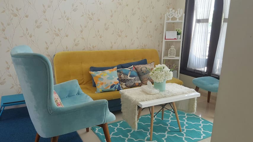 2BR Vintage in the Premium Housing in Malang